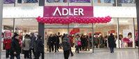 Modekette Adler plant kräftige Ausweitung des Filialnetzes
