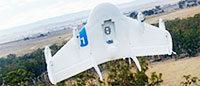 Logistique: les drones également testés par Google