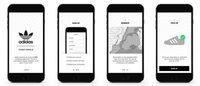 Adidas lança aplicativo para reserva de calçados objeto de desejo
