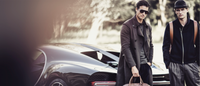 Armani создат коллекцию одежды для Bugatti