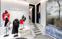 Canada Goose opens first Italian store on Milan's central Via della Spiga