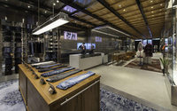 """Diesel opens """"home-inspired"""" flagship in London"""