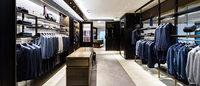 Brioni: una nuova boutique a Francoforte