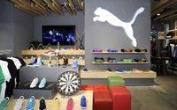 Puma startet neues Store-Konzept in Paris