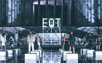 Adidas hypes EQT line with star-studded video and Parisian event