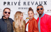 Actress Ashley Benson creates sunglass collection for Privé Revaux