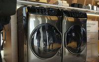 Samsung lança máquina de lavar 'quatro em um'