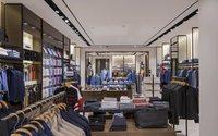 Apranga group открыла обновленный бутик City в Риге