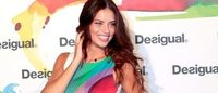Adriana Lima se convierte en la nueva embajadora de Desigual