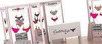Galeries Lafayette: un Panties Bar pour la Saint Valentin