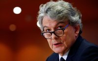 Europeans should control their B-to-B data, says EU commissioner