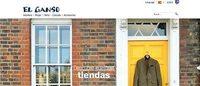 El Ganso renueva su tienda 'online' para facilitar el proceso de compra y su expansión internacional