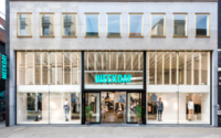 Weekday opens first UK store