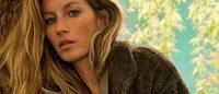 """Gisele Bündchen """"turbinada"""" estrela três novas campanhas"""