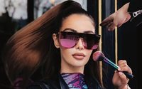 Quay Australia drops sunglasses collection with French influencer Nabilla