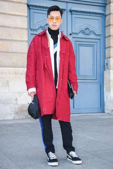 Street Fashion Paris N267