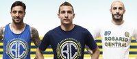 El club de fútbol Rosario Central lanza su propia marca de ropa