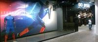 Go Sport affiche son dernier concept au Forum des Halles