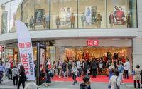 Uniqlo eröffnet in Berlins East Side Mall