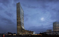 Signa baut Elbtower mit David Chipperfield Architects