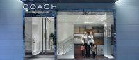 COACH第二季度财报公布 销售额按年下降14%