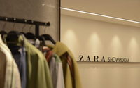 Zara étrenne son premier showroom parisien