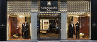Corneliani relocates to avenue George V, Paris