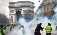 Tourisme : les Gilets jaunes marquent la fin d'une embellie