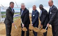 ECE: Spatenstich für neues Hermes-Logistikzentrum in Halle/Leipzig