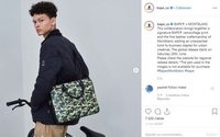 BAPE and Montblanc collaborate on an accessories capsule