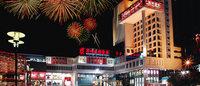 广州主流百货商场树立百货大旗