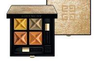 Givenchy apuesta por el oro en su nueva línea de maquillaje