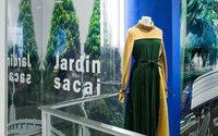 Jardim japonês da Sacai floresce na Colette