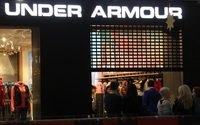 Under Armour пришел в Украину