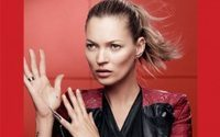 Eleven Paris holt Kate Moss