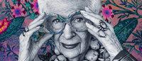 A americana Iris Apfel é tema de documentário