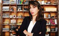 Odély Teboul zeigt eigene Kollektion beim Vogue Salon