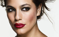 Ashley Graham and Revlon