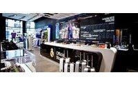 La primera tienda del Real Madrid en América abre sus puertas