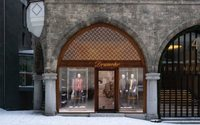 Drumohr, primo opening internazionale a Saint Moritz