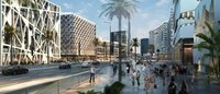 Gli emiri puntano sul Dubai Design District, sarà pronto prima dell'Expo 2020
