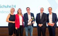 Schuhe24 gewinnt KfW-Award