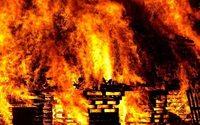 В Индии произошел пожар на заводе по производству сумок