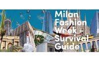 Milan promises a week rich in new offerings