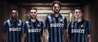Nike e Inter de Milão recuperam tradições em novo uniforme