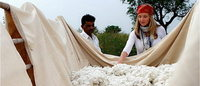 快时尚品牌C&A在印度拍了部讲述有机棉的纪录片