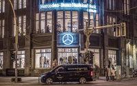 Neuer Auftritt von Mercedes-Benz bei der Berliner Modewoche