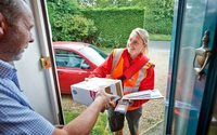 Royal Mail's half-year profit falls 25 percent as costs weigh