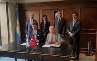 Argentina y Turquía buscan impulsar su intercambio comercial