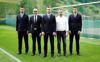 Bikkembergs оденет сборную России по футболу